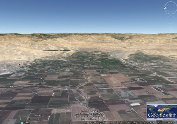Abundance in the Mountains and Valleys (Joel 3) http://scriptures.byu.edu/mapscrip/#joel/3