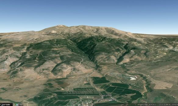 Caesarea Philippi: Rock Imagery and Jesus as the True Son of the Living God (Matthew 16) http://scriptures.byu.edu/mapscrip/#matt/16