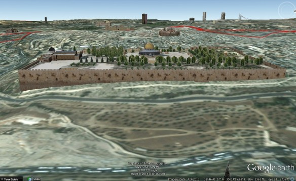 Google Earth 3D Buildings