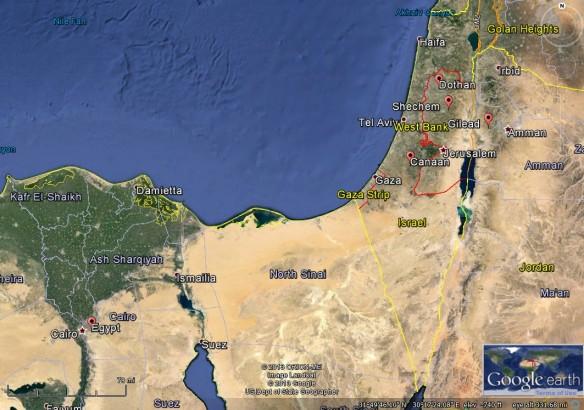 Joseph is Betrayed by His Brothers (Genesis 37) http://scriptures.byu.edu/mapscrip/#gen/37