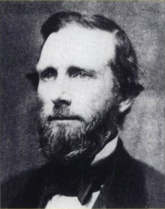 Figure 3: George Sullivan Stearns, ca. 1870. Courtesy of the Wyoming [Ohio] Historical Society.