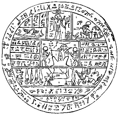 Fig. 2 A Facsimile from the Book of Abraham No. 2