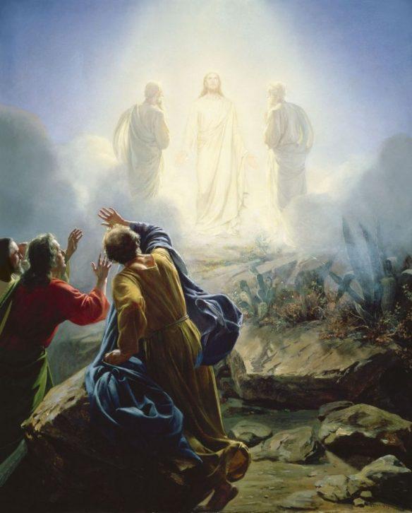 Figure 2. Carl Heinrich Bloch, 1834-1890: The Transfiguration75