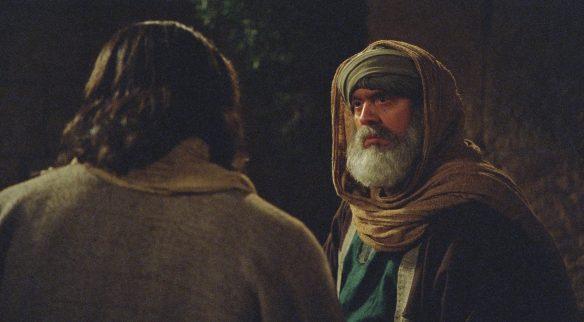 Figure 2. Nicodemus Is Confused by Jesus' Words.