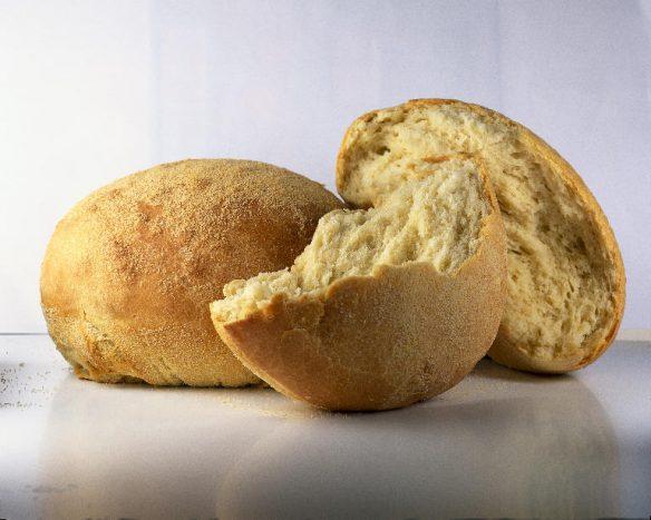 Figure 15. Broken Bread.
