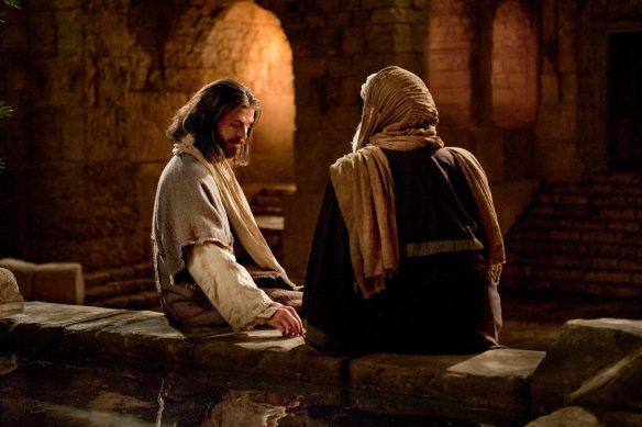 Figure 24. Jesus and Nicodemus.